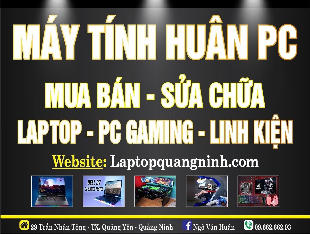 Laptop Quảng Ninh